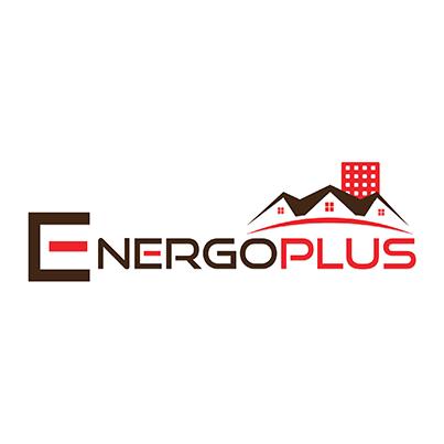 Design logo companie de constructii - Energoplus