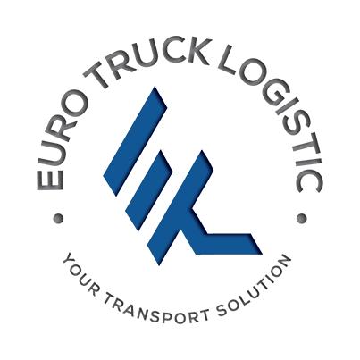 Design logo firma transport si logistica - Euro Truck Logistic