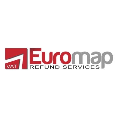 Design logo societate ce ofera servicii recuperare TVA extern - Euromap Clever Services