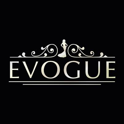 Design logo magazin online rochii mirese - Evogue