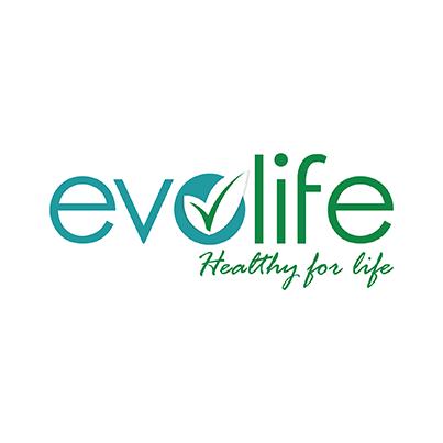 Design logo societate asigurari - Evo Life