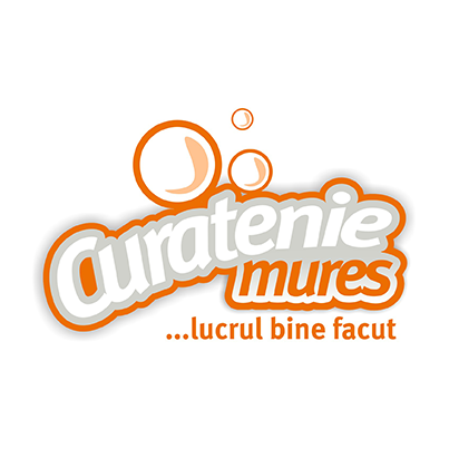 Logo firma Curatenie Mures