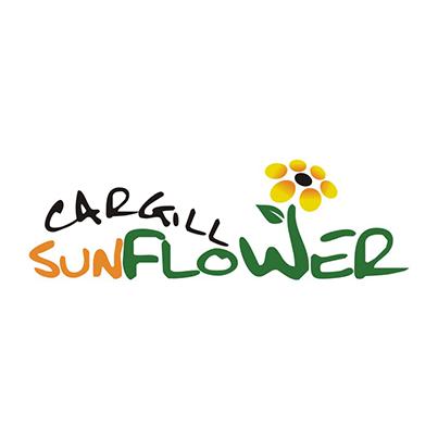 Logo firma exportator floarea soarelui Cargill Sunflower