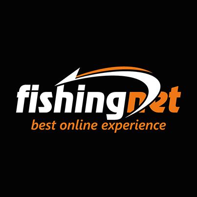 Design logo magazin online articole pescuit - Fishing Net