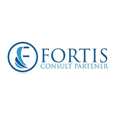 Design logo firma consultanta - Fortis