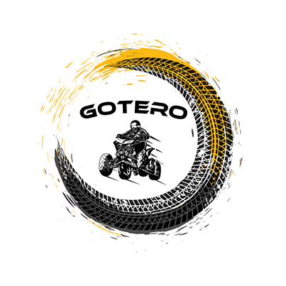 Design logo importator anvelope ATV - Gotero