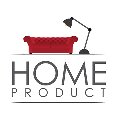Design logo magazin online mobilier casnic si industrial - Home Product