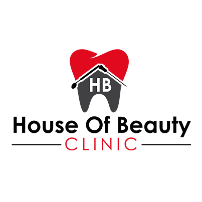 Design logo clinica stomatologica - House of Beauty Clinic