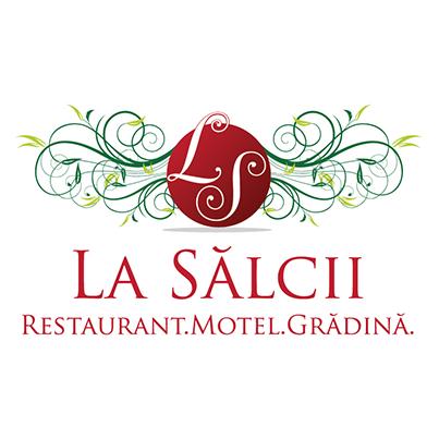Design logo motel si restaurant La Salcii