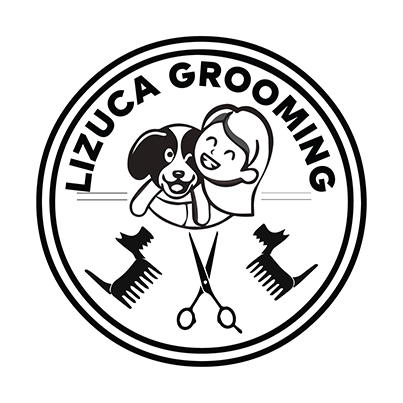 Design logo salon cosmetica canina - Lizuca Grooming