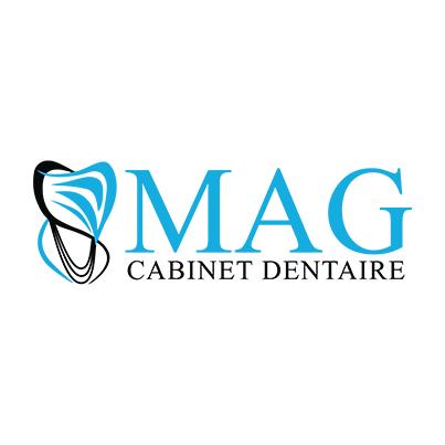 Design logo cabinet stomatologic - Mag