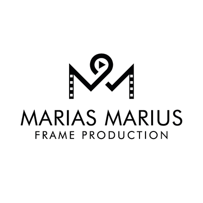 Design logo studio foto/video  - Marias Marius Frame Production