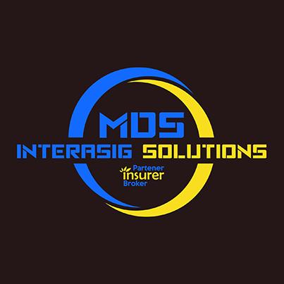 Design logo firma asigurari - MDS Interasig