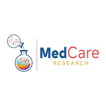 Design logo firma consultanta farmaceutica - Medcare Research