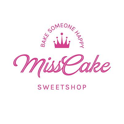 Design logo cofetarie - Miss Cake