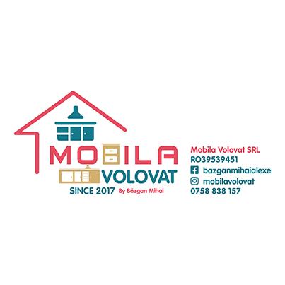 Design logo producator mobilier - Mobila Volovat