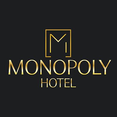 Design logo hotel - Monopoly