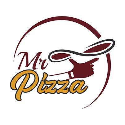 Design logo pizzerie - Mr. Pizza