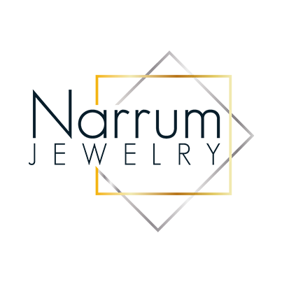 Design logo bijuterie - Narrum Jewelery