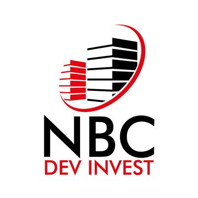 Design logo firma constructii - NBC Dev Invest