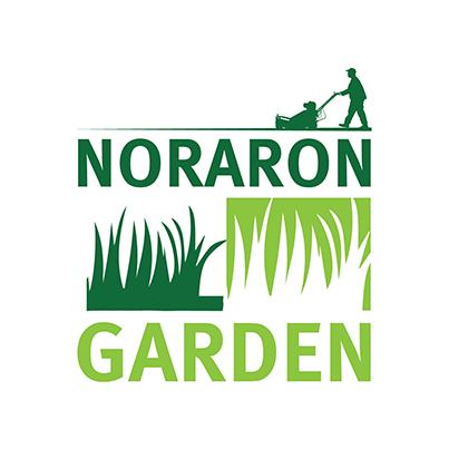 Design logo firma amenajare peisagistica - Noraron Garen