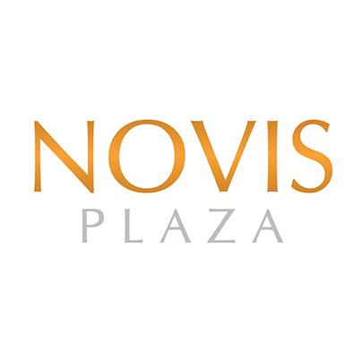 Design logo promovare cladire birouri - Novis Plaza