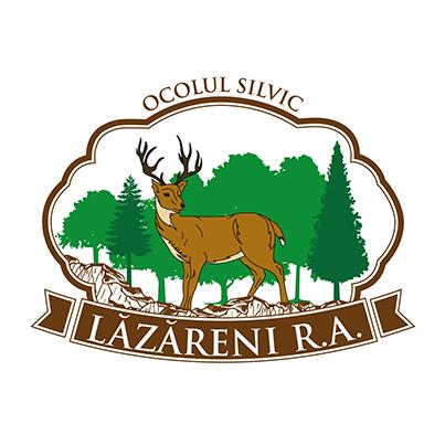 Design logo ocolul silvic Lazareni
