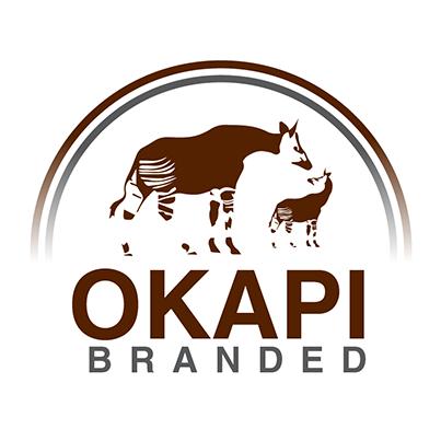 Design design logo brand Okapi
