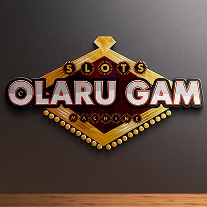Design logo 3D cazino - Olaru Gam