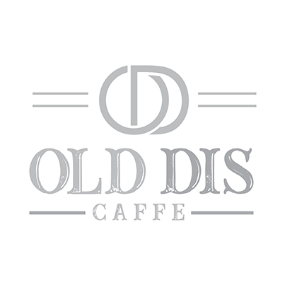 Design logo cafenea - Old Dis