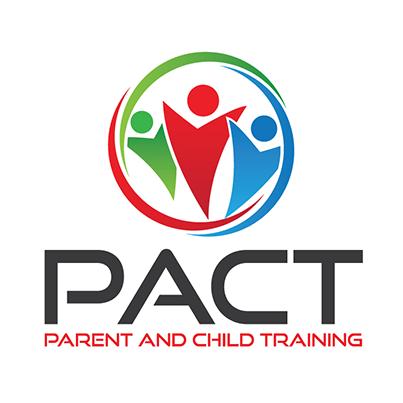 Design logo asociatie de sprijin si training parental pentru familii rome - Centru Pact