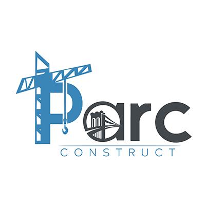 Design logo companie constructii - Parc Construct