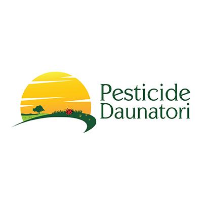 Design logo firma deratizare dezinfectie - Pesticide Daunatori