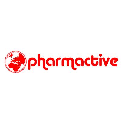 Design logo firma comert produse farmaceutice - Pharmactive