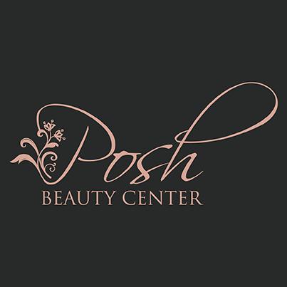 Design logo salon infrumusetare - Posh Beauty Center