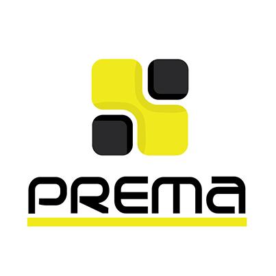 Design logo montaje specializate structuri din sticla si usi sectionate - Prema