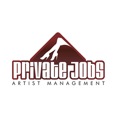 Logo Private Jobs Artist Management