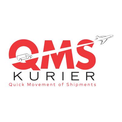 Design logo firma transport  - QMS Kurier