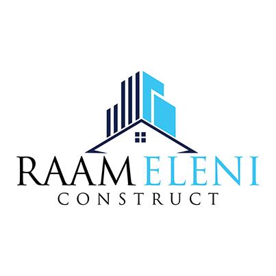 Design logo firma constructii - Raam Eleni