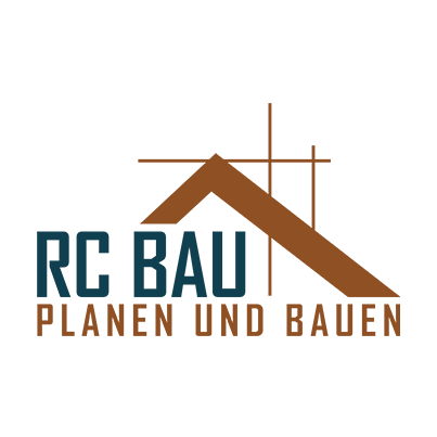 Design logo firma constructii - RC BAU Germania