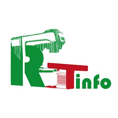 Design logo site web  de prezentare - Radioterapie.Info