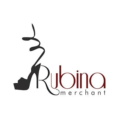 Logo Rubina Merchant