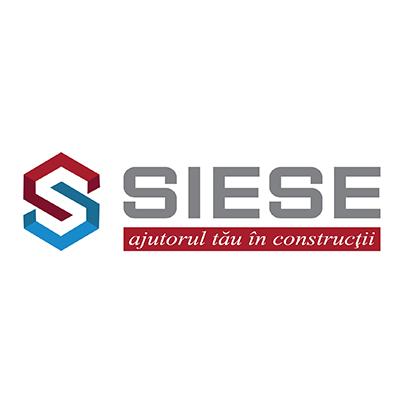 Design logo producator materiale constructii - Siese