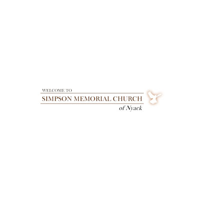 Logo Simpson Memorial Church