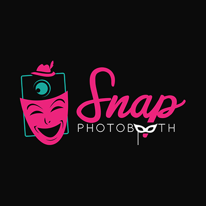 Design logo fotograf evenimente - Snap Photo Booth