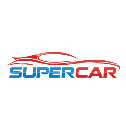 Logo Super Car