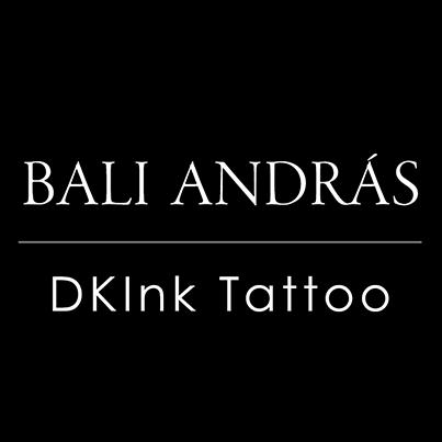Design logo salon tatuaje - DKInk Tattoo Copenhagen