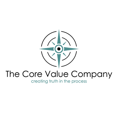 Design logo companie consultanta afaceri - The Core Value Company