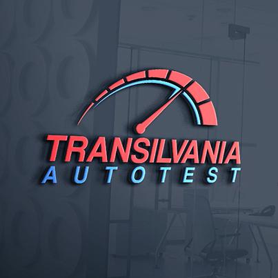 Design logo 3D service auto - Transilvania Autotest