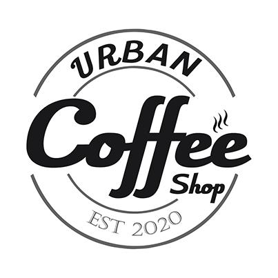 Design logo coffee shop - Urban Coffe Shop